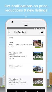 Realtor.com Real Estate, Homes screenshot 01
