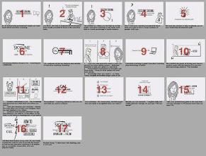 Photo: BOSSVFX | C4X - #Storyboard Design by: http://bossvfx.com