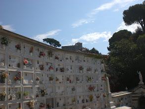Photo: A Cemetary in Portofino