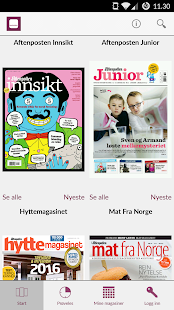 MAGASIN+- screenshot thumbnail