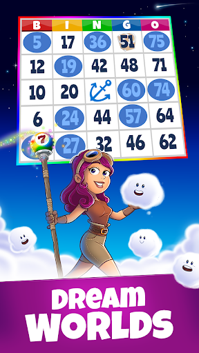 Bingo DreamZ - Free Online Bingo Games & Slots - screenshot