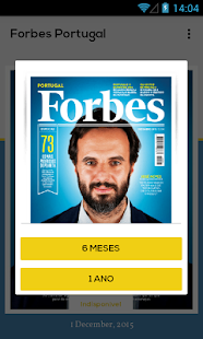 Forbes Portugal- screenshot thumbnail