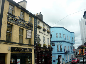 Photo: ...the streets of Athlone