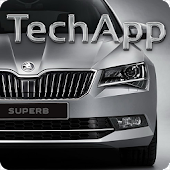 TechApp for Skoda