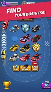 Merge Battle Car (MOD, Unlimited Coins) 3