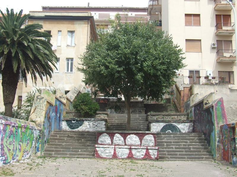 scale e poi scale di Pretoriano