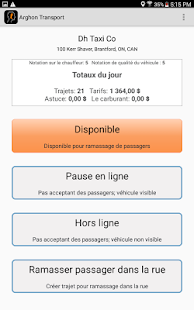 Arghon Transport Taxi App- screenshot thumbnail
