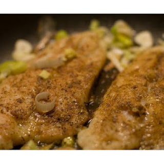Lemon Baked Fish