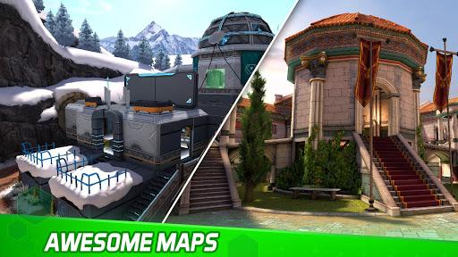 MaskGun Multiplayer FPS - Free Shooting Game apklade screenshots 2