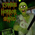 Zombie Granny Evil House: Scary Horror MOD icon