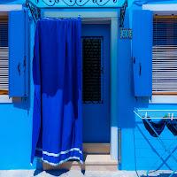 Blue House  di