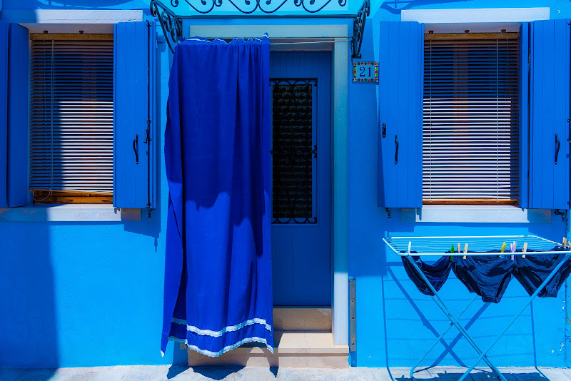 Blue House  di servi_marco