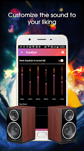 S8 Music Player - náhled