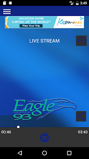 Eagle 93 Country- screenshot thumbnail
