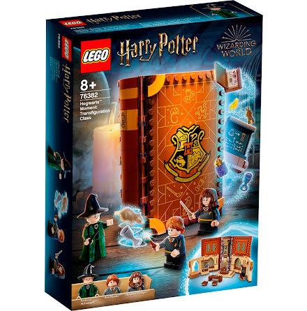 Lego Harry Potter Hogwarts ögonblick - Lektion i förvandlingskonst