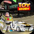 Nw Buzz Lightyear toy Racing car