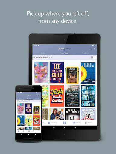 NOOK: Read eBooks & Magazines 5.2.0.18 screenshots 8