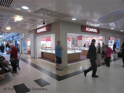 Jewellers in City Centre, Wolverhampton