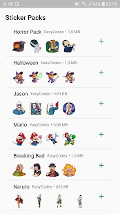 Stickers for Whatsapp - WAStickerApps Stickers Screenshot
