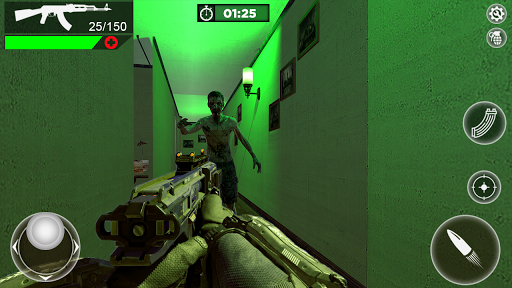 Evil Granny & Kids Horror Game apktram screenshots 3