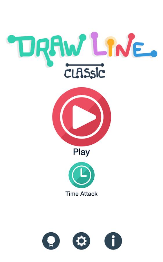 Draw Line: Classic- screenshot