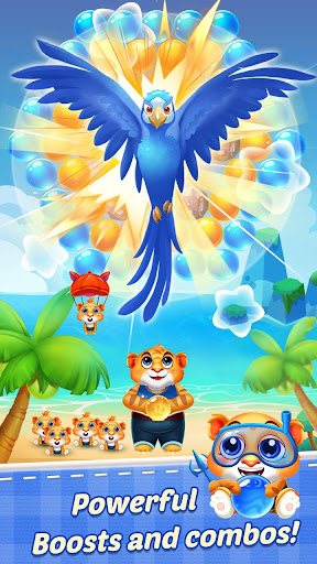 Bubble Shooter 2 Tiger 1.0.36 screenshots 2