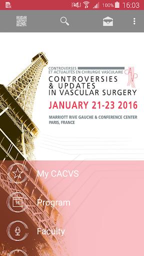 CACVS vascular congress