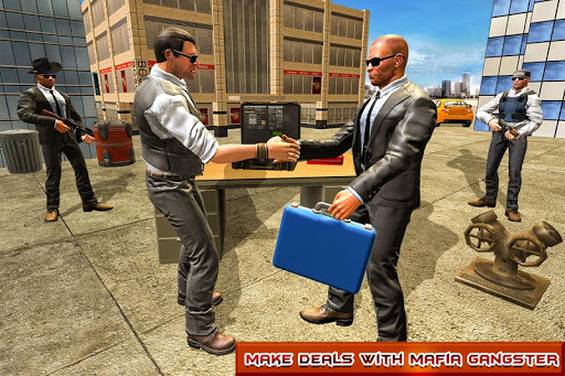 Crime Cars Street Driver: Gangster Games 2018 1.0 screenshots 4