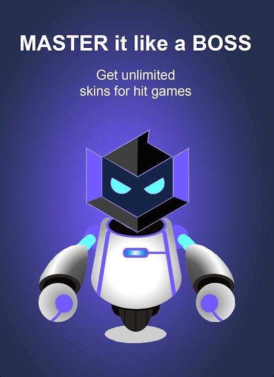 Free Wallpaper Skin For Robots Android Aplicaciones