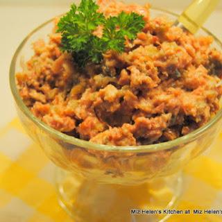 Nana's Ham Salad