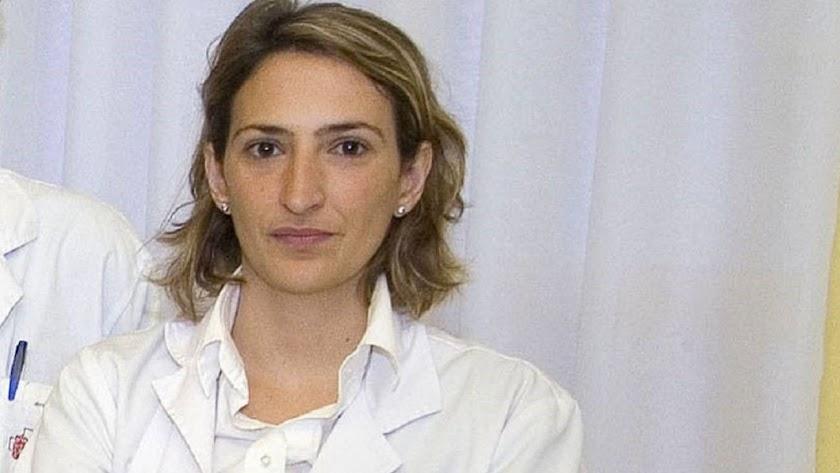 María Zandio, fallecida en el accidente de Níajr. Foto de navarra.es