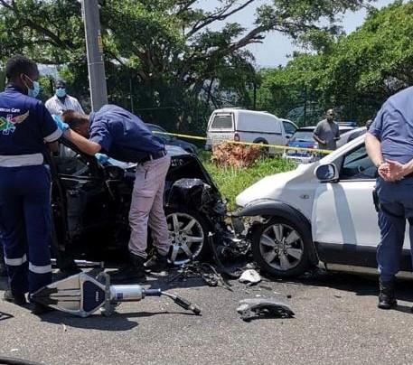 Suspected drug dealer dies speeding away from cops - TimesLIVE