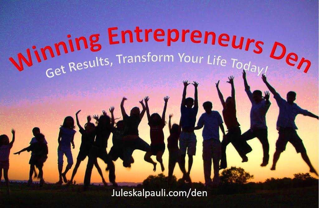 Do You know that Winning Entrepreneurs Den is NOW OPEN!