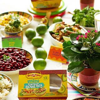 Mexican Buffet Menu Ideas.