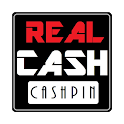 Cashpin Spin & refer to earn money icon