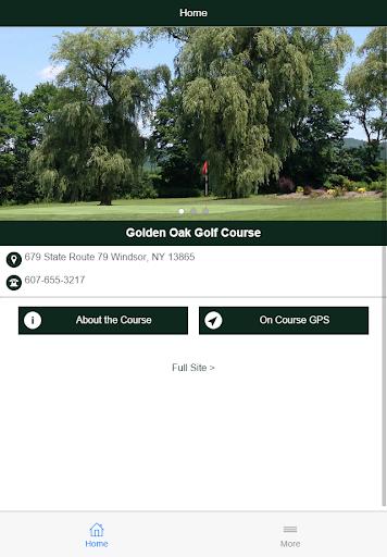 Golden Oak Golf Course