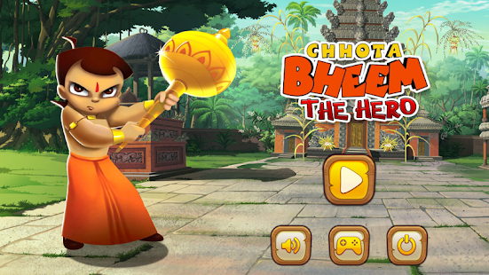 Download Chhota Bheem : The Hero (Mod Money) 4 1 6 APK For