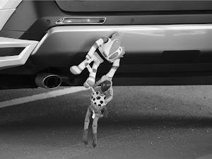 RAV4 AXAH54のカスタム事例画像 こ〜すけさんの2021年02月25日21:49の投稿