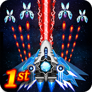 Galaxy Attack: Space Shooter MOD APK 1.22 (Unlimited Coins & Capsules)