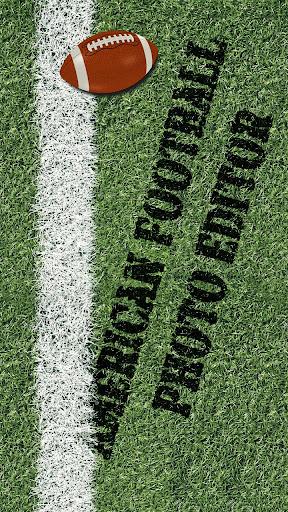 アメリカンフットボールフォトエディタ