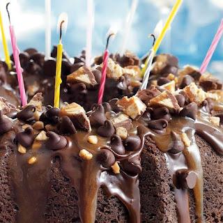 Chocolate Lover's Dream Cake.