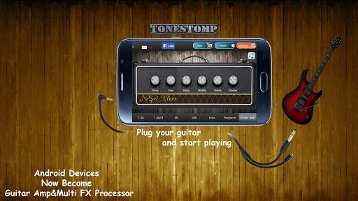 Guitar Amp & Guitar FX Pedals screenshot 1
