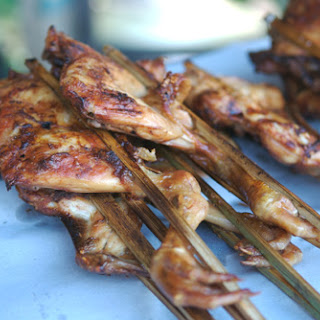 Gai Yaang (Grilled Thai Chicken Wings with Sweet and Spicy Chili Glaze) Recipe