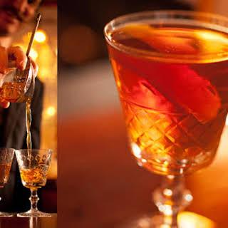 Martinez Cocktail.