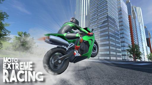 Moto Extreme Racing screenshot 1