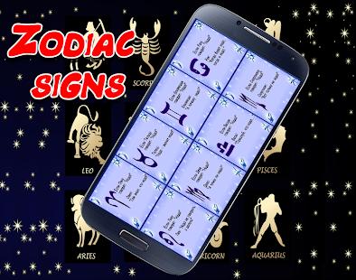 Zodiac signs for PC-Windows 7,8,10 and Mac apk screenshot 2