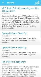 App Alpe d'HuZes app 2018 APK for Windows Phone