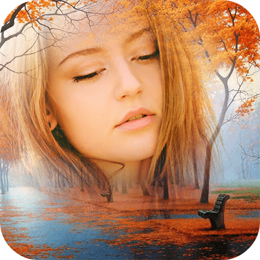 Autumn Frames for Pictures: Fall Wallpaper Maker Icon