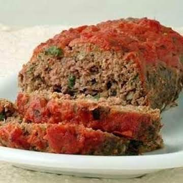 Mary Ellen D's juicy Meatloaf