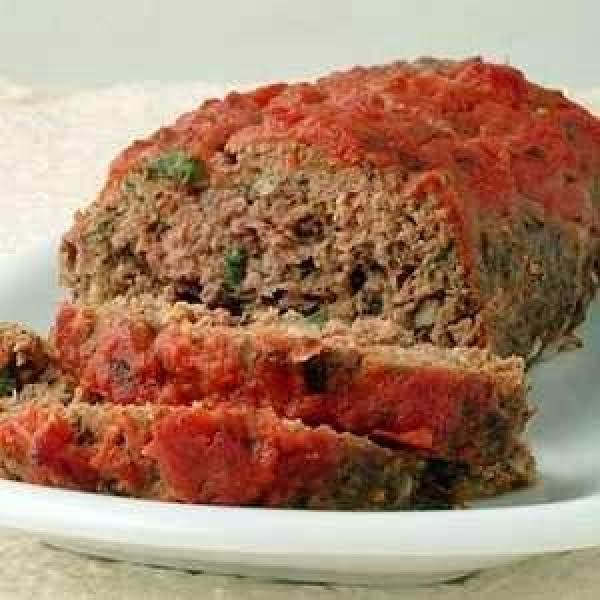 Mary Ellen D's Juicy Meatloaf Recipe
